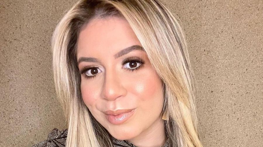 Marília Mendonça conta que está com ressaca, mas irá malhar mesmo assim  - Reprodução/Instagram