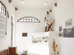 A Casa da Tia Ciata hoje é sede da Organização dos Remanescentes da Tia Ciata (ORTC) e também espaço cultural. - Marcos Pinto/BOL - Marcos Pinto/BOL