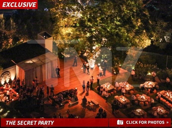 Casamento de Jennifer Aniston em Los Angeles, Estados Unidos
