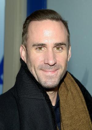 O ator Joseph Fiennes comparece ao festival de Sundance  - Michael Loccisano/Getty Images