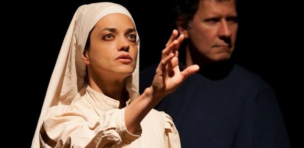 """Peça """"A Língua em Pedaços"""", dirigido por Elias Andreato - Divulgação"""