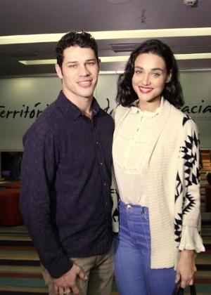 José Loreto e Débora Nascimento ainda não pensam em filhos - Marcos Ferreira e Thyago Andrade- Brazilnews