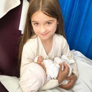 Luiza Valdetaro publica foto das filhas Maria Luiza e a caçula, Sophia - Reprodução/Instagram/luizavaldetaro