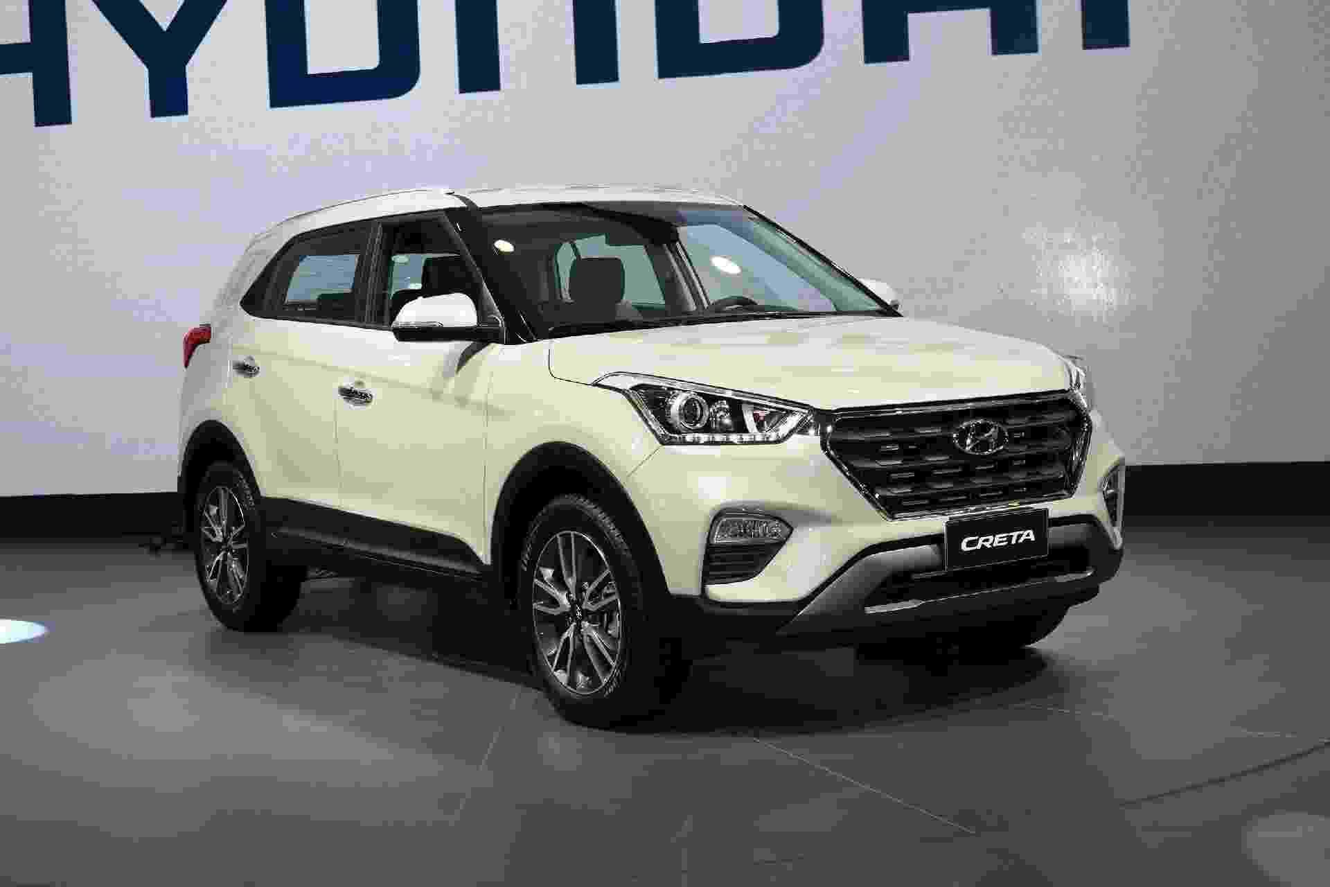 Hyundai Creta - Murilo Góes/UOL