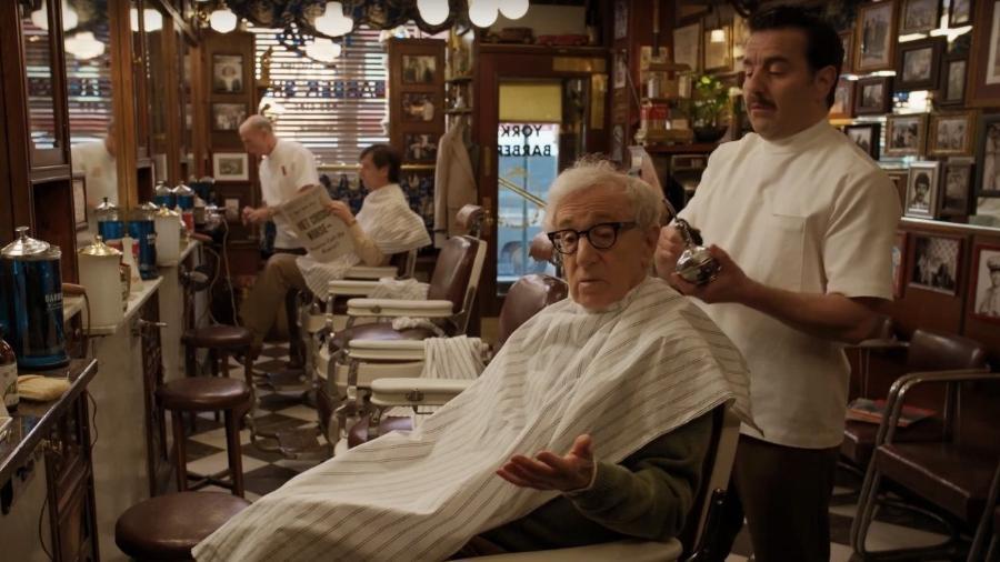 "Cena de ""Crisis in Six Scenes"", série de Woody Allen para a Amazon - Divulgação"