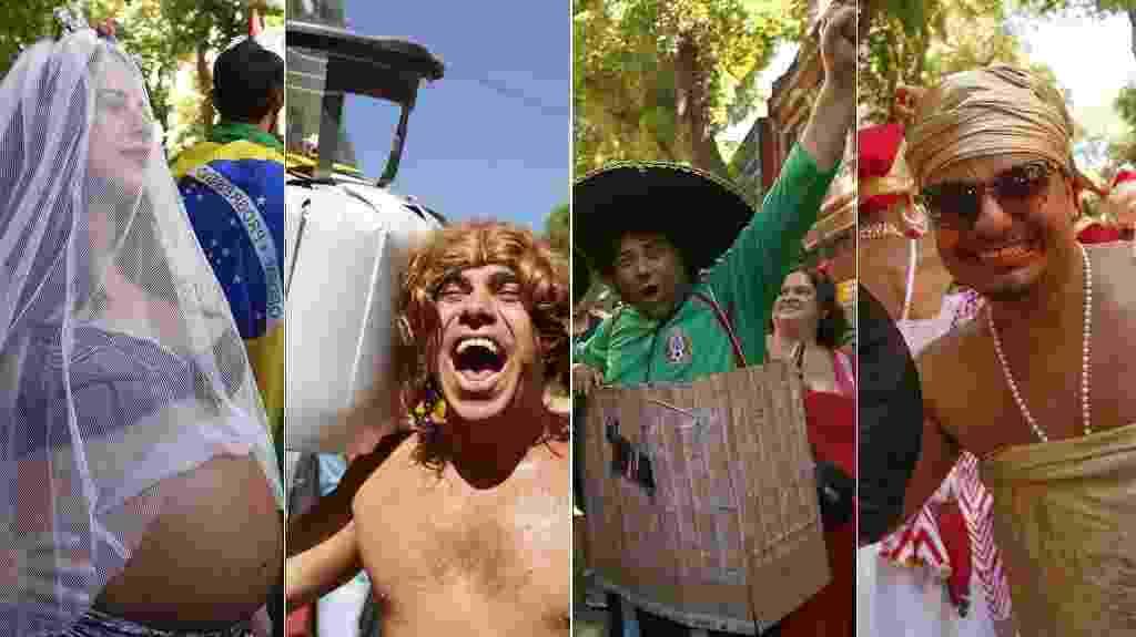 Capa do álbum de memes no Carnaval - Marcelo de Jesus/UOL