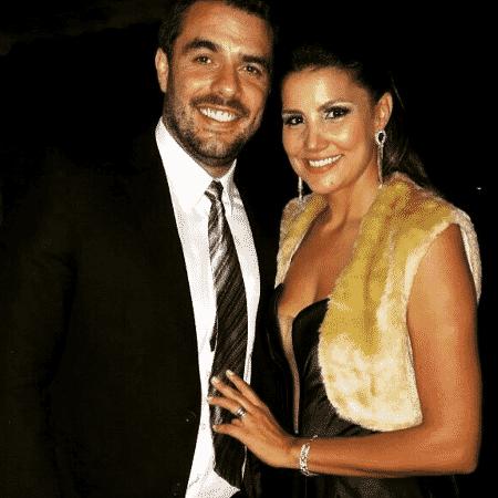 Mariana Felício e Daniel Saullo - Reprodução/Instagram/marisfelicio - Reprodução/Instagram/marisfelicio