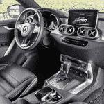 Mercedes-Benz X 350 Power - Divulgação