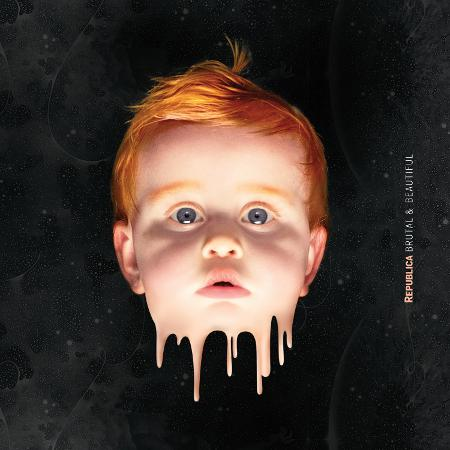 """Capa do álbum """"Brutal & Beautiful"""" - Divulgação"""