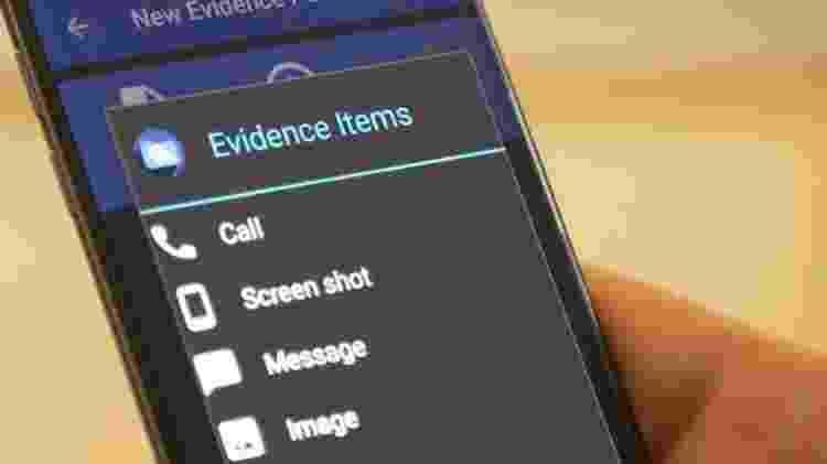 Aplicativo está sendo desenvolvido para ajudar vítimas a reunirem provas de assédio - BBC - BBC