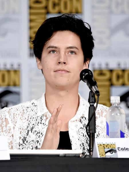 """O ator Cole Sprouse da série """"Riverdale"""" - Mike Coppola/Getty Images"""