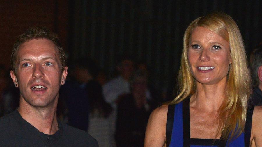Gwyneth Paltrow e Chris Martin - Getty Images