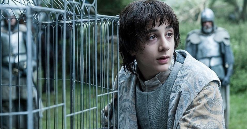 """Lino Facioli em cena na série """"Game of Thrones"""" (2011)"""