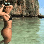 Moda verão: As inspirações de estilo das famosas nas praias - Reprodução/Instagram