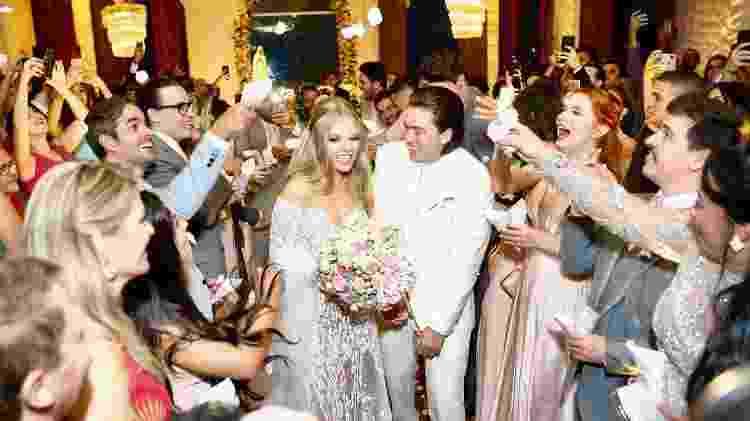 Whindersson Nunes e Luísa Sonza se casam em São Miguel dos Milagres, litoral de Alagoas - Manuela Scarpa/Brazil News - Manuela Scarpa/Brazil News