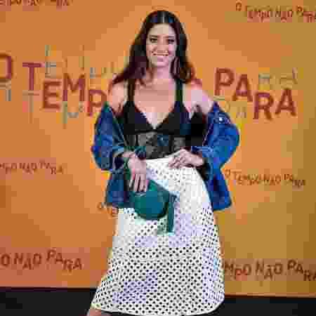 Malu Falangola será uma garota de programa na novela da Record - Divulgação/TV Globo