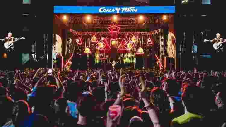 Caetano no Coala - I Hate Flash/Divulgação - I Hate Flash/Divulgação
