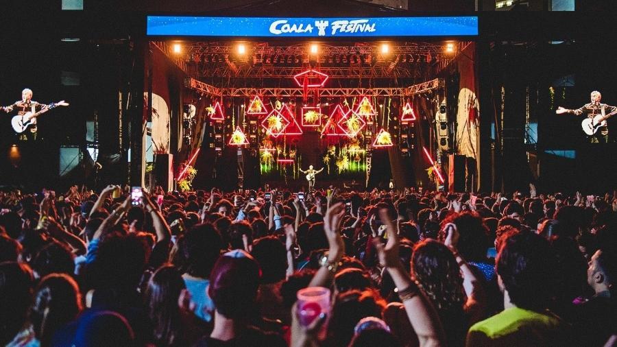 Caetano Veloso encerra o Coala Festival 2017, em São Paulo - I Hate Flash/Divulgação