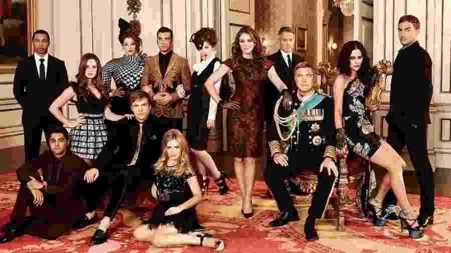 """Imagem da série """"The Royals"""" - Divulgação"""