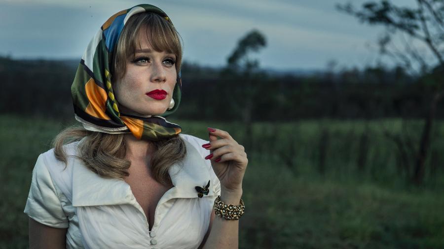 """Mariana Ximenes em cena de """"Se Eu Fechar os Olhos Agora"""" - Mauricio Fidalgo/Globo"""