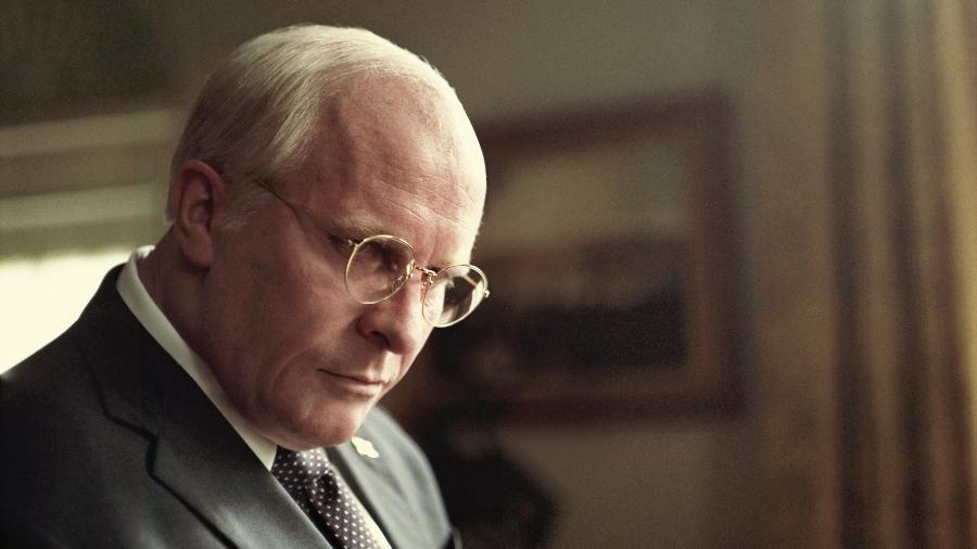 """Christian Bale está irreconhecível com Dick Cheney no filme """"Vice"""" - Divulgação"""