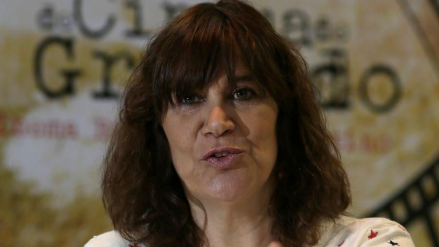 A curadora Eva Piwowarski - Festival de Gramado/Divulgação