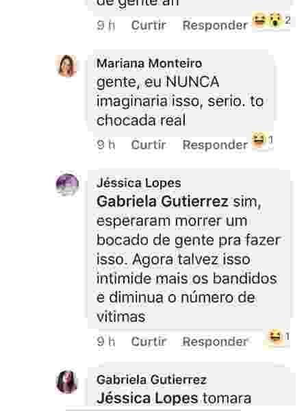 Mariana 4 - Reprodução/Facebook - Reprodução/Facebook
