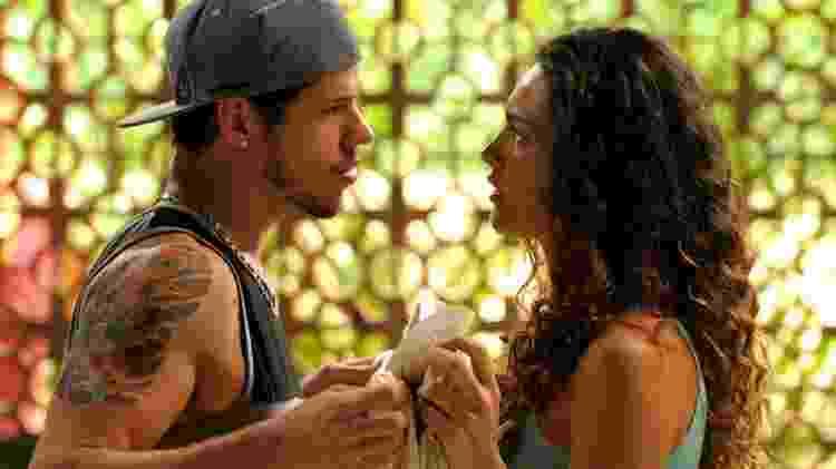 José Loreto e Débora Nascimento protagonizaram telenovela e depois o relacionamento real deles viram novela da vida real - Divulgação/TV Globo