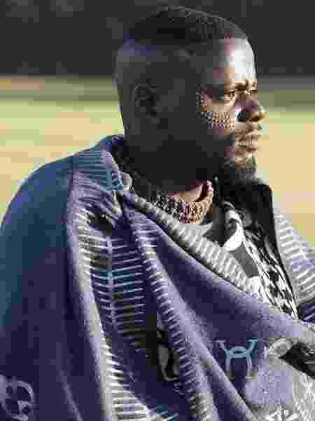 """Daniel Kaluuya em """"Pantera Negra"""" - Divulgação/IMDb"""
