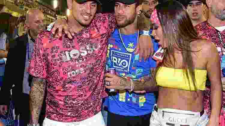 Anitta e Medina e Neymar -  -