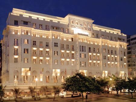 Copacabana Palace fecha pela primeira vez em 97 anos devido ao ...