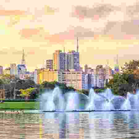 Parque do Ibirapuera, cidade de São Paulo - f11photo/Getty Images/iStockphoto