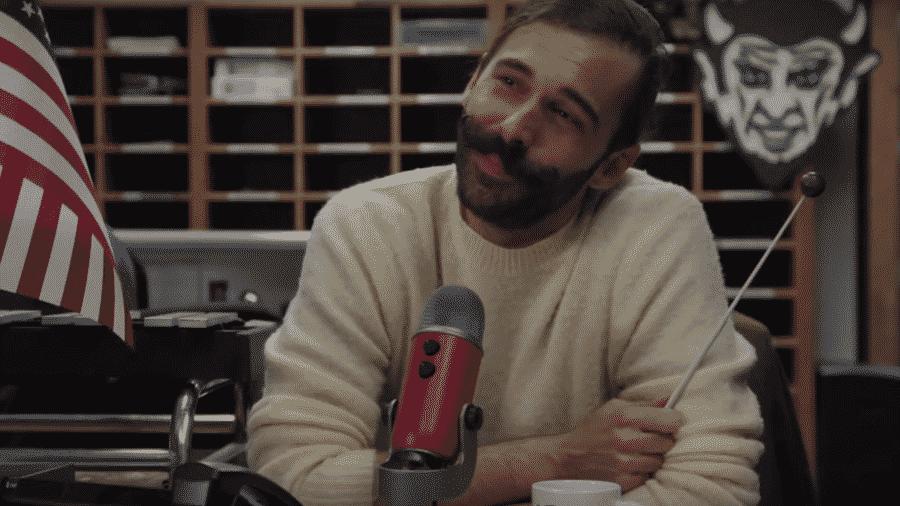 Jonathan Van Ness no trailer da quarta temporada de Queer Eye - Reprodução/YouTube