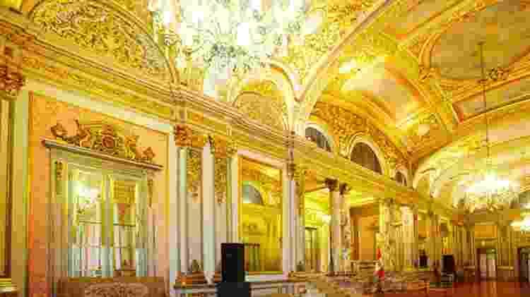 Palácio do governo  - Divulgação