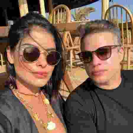 Munik Nunes anunciou está separada do marido, Anderson Felício - Reprodução/instagram