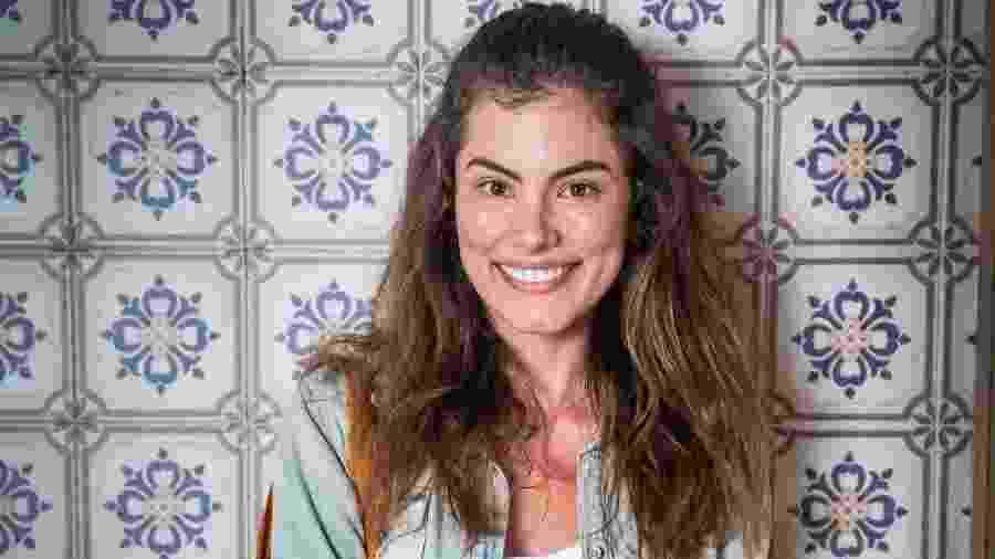 Bruna Hamu entra em A Dona do Pedaço no capítulo 100 como suposta filha de Maria da Paz - Victor Pollak/TV Globo