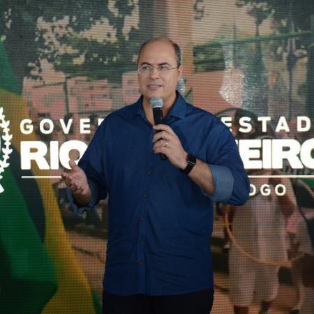 Governador do Rio de Janeiro Wilson Witzel - JORGE HELY/FRAMEPHOTO/ESTADÃO CONTEÚDO