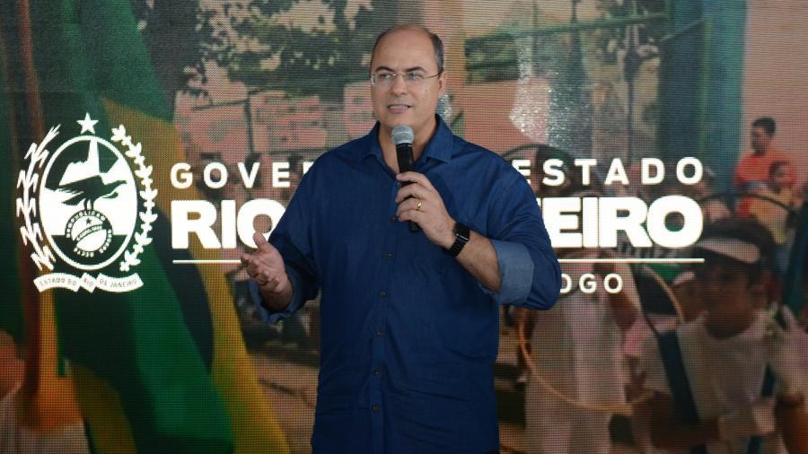 Segundo o governador Wilson Witzel (PSC), valores a serem captados seriam rateados com os municípios - Jorge Hely/Framephoto/Estadão Conteúdo