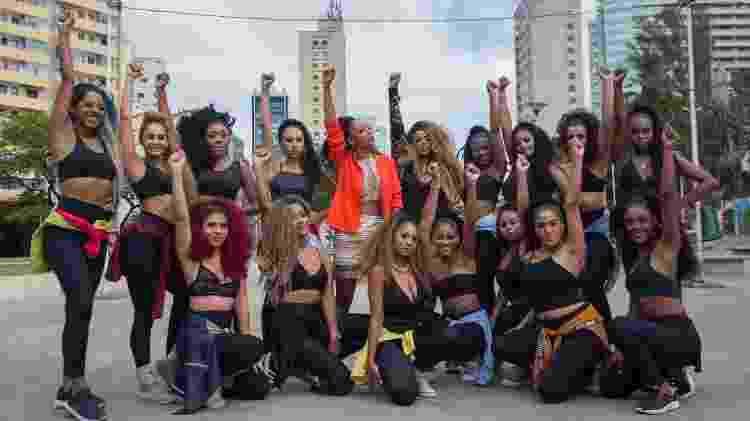 Donas do Baile - Ep. 5 - Negra Li com Bruna Battys e cia de dança - Gabi Di Bella/UOL - Gabi Di Bella/UOL