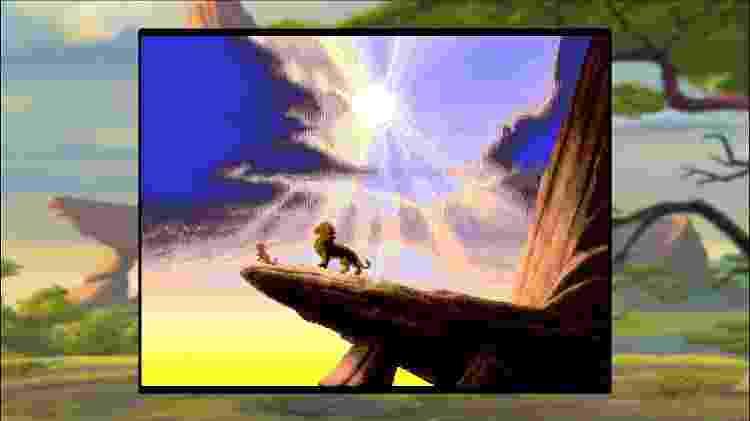 Simba Jogo 2 - Reprodução - Reprodução