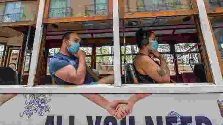 Reflexos da ação: a boa conduta de Portugal durante o pico da pandemia pode inspirar maior segurança aos visitantes na volta do turismo - Corbis/Getty Images - Corbis/Getty Images