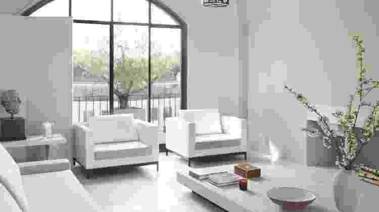 Sala de estar - Reprodução/Pinterest - Reprodução/Pinterest