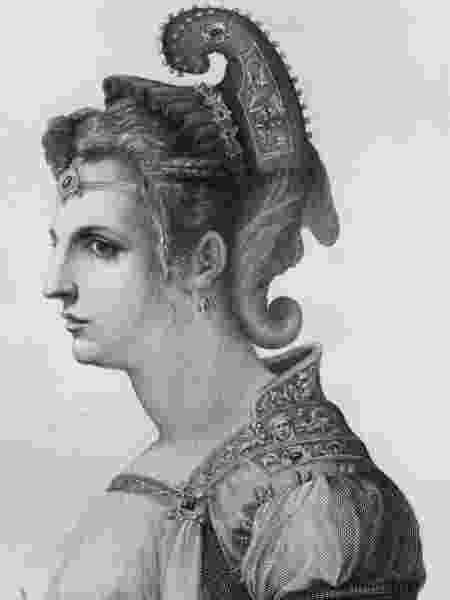 Zenóbia era extremamente educada e falava várias línguas - GETTY IMAGES - GETTY IMAGES