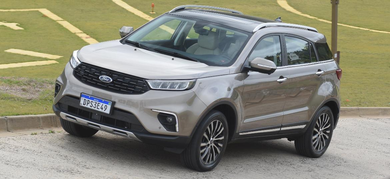 Campanha preventiva envolve 2.549 unidades do SUV chinês; do lançamento, em setembro do ano passado, até janeiro, foram emplacados 1.726 exemplares - Murilo Góes/UOL
