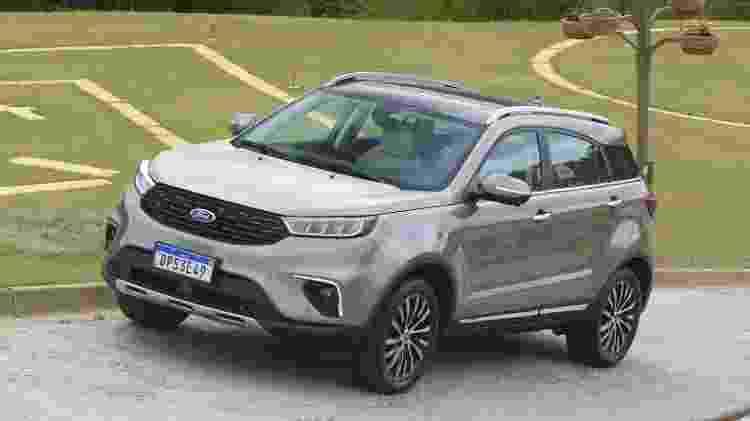Ford Territory Titanium - Murilo Góes/UOL - Murilo Góes/UOL