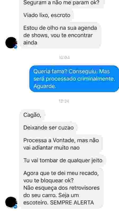 Gustavo Mendes 2 - Reprodução/Instagram @gustavomendestv - Reprodução/Instagram @gustavomendestv