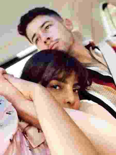 Priyanka Chopra e Nick Jonas estão casados há quase dois anos - Reprodução/Instagram
