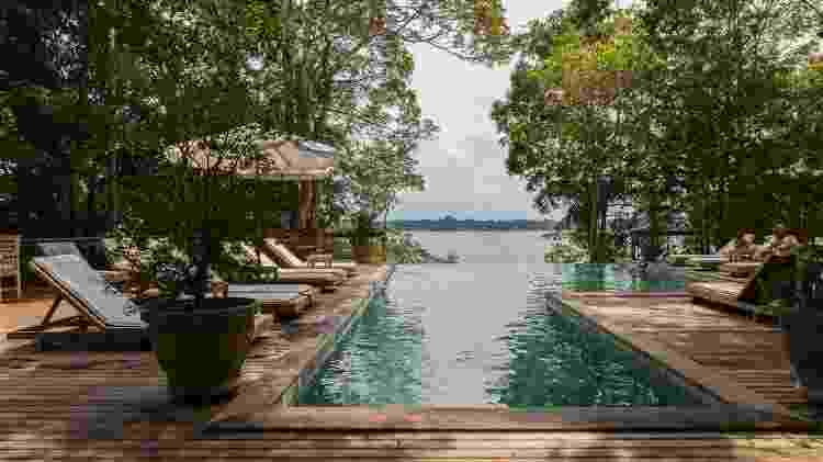 Anavilhanas Jungle Lodge - Maira Acayaba - Maira Acayaba
