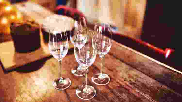 Panetones e taças: tudo o que você precisa para aproveitar seus destilados  - Getty Images/iStockphoto - Getty Images/iStockphoto