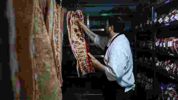 Don Julio conta com uma criteriosa seleção de carnes - Pablo Domina - Pablo Domina